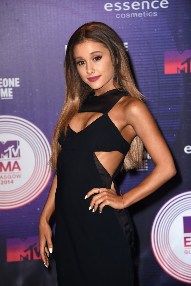 Ariana Grande - MTV 2014 MTV Europe Music Awards 2014 in Glasgow