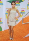 Ariana Grande at Nickelodeon's 24th Annual Kids' Choice Awards