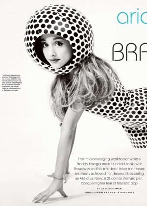 Ariana Grande: Billboard Magazine 2014 -04
