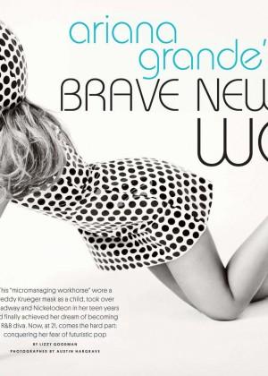 Ariana Grande: Billboard Magazine 2014 -08