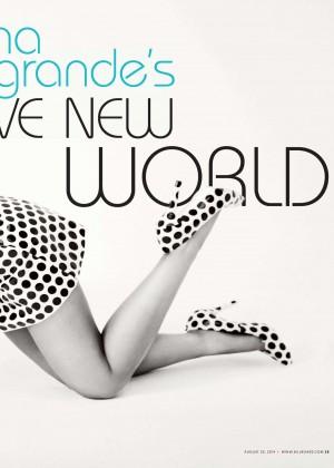 Ariana Grande: Billboard Magazine 2014 -11