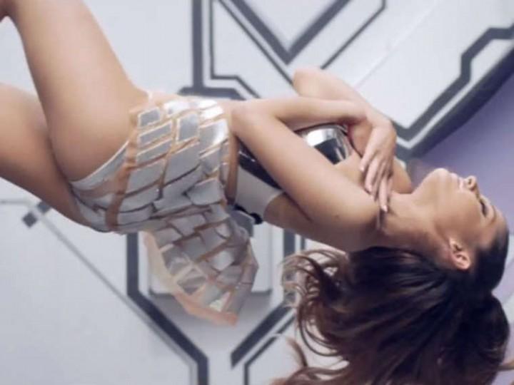 Ariana Grande : Break ... Lindsay Lohan Lyrics
