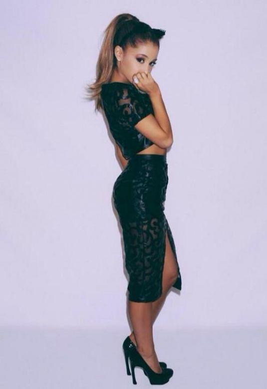 Ariana Grande Hot for Jones Crow Shoot 2014 -10 - GotCeleb