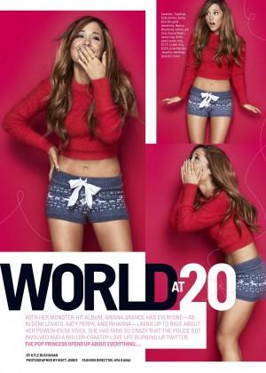 Ariana Grande: Cosmopolitan Magazine -01 - GotCeleb