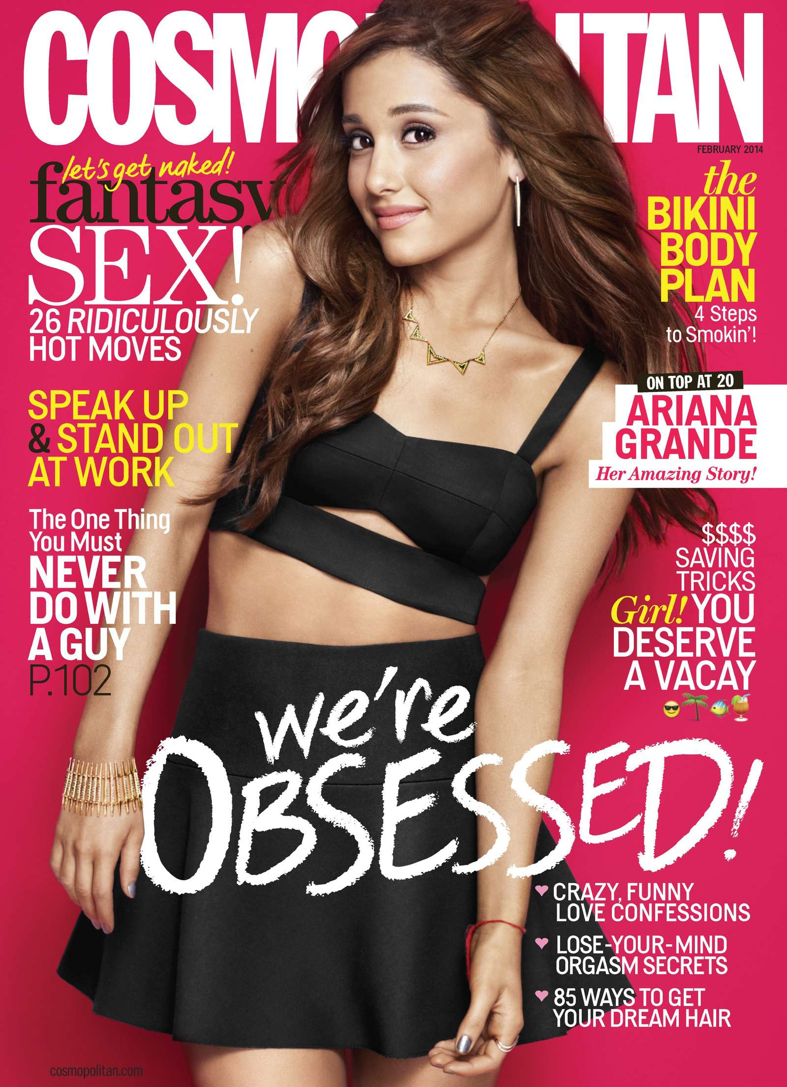 Ariana Grande: Cosmopolitan Magazine -02 - GotCeleb
