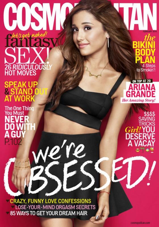 Ariana Grande: Cosmopolitan Magazine Pics-02