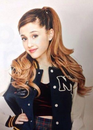 Ariana Grand: InRock Japan Magazine -01
