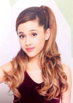 Ariana Grand: InRock Japan Magazine -02