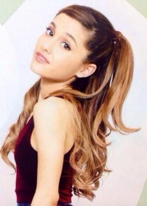 Ariana Grand: InRock Japan Magazine -05