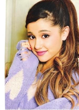 Ariana Grand: InRock Japan Magazine -06