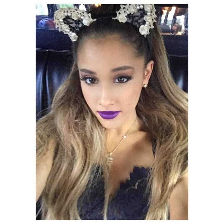 Ariana Grande Hot - Instagram Pics -01 - GotCeleb