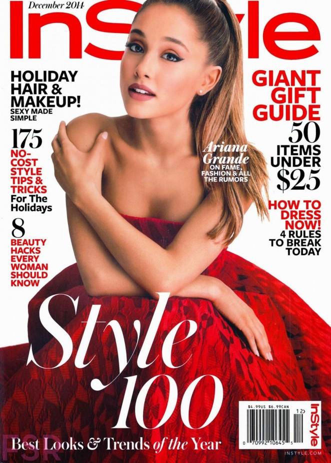 Ariana Grande Instyle Magazine 2014 06 Gotceleb