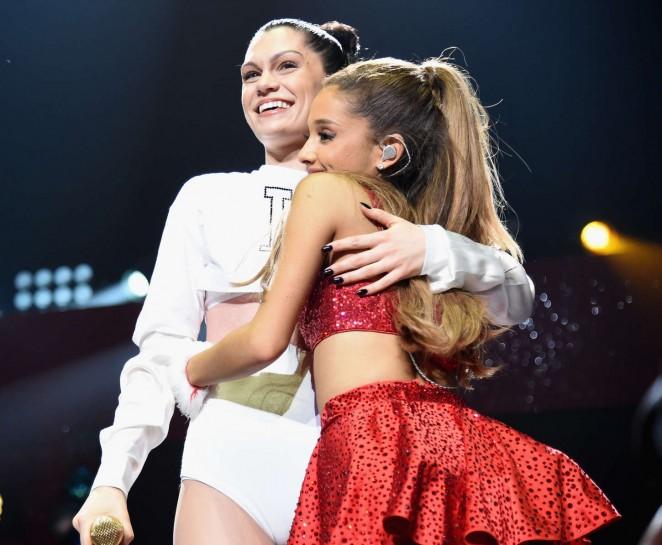Ariana Grande: 2014 KIIS FMs Jingle Ball -03