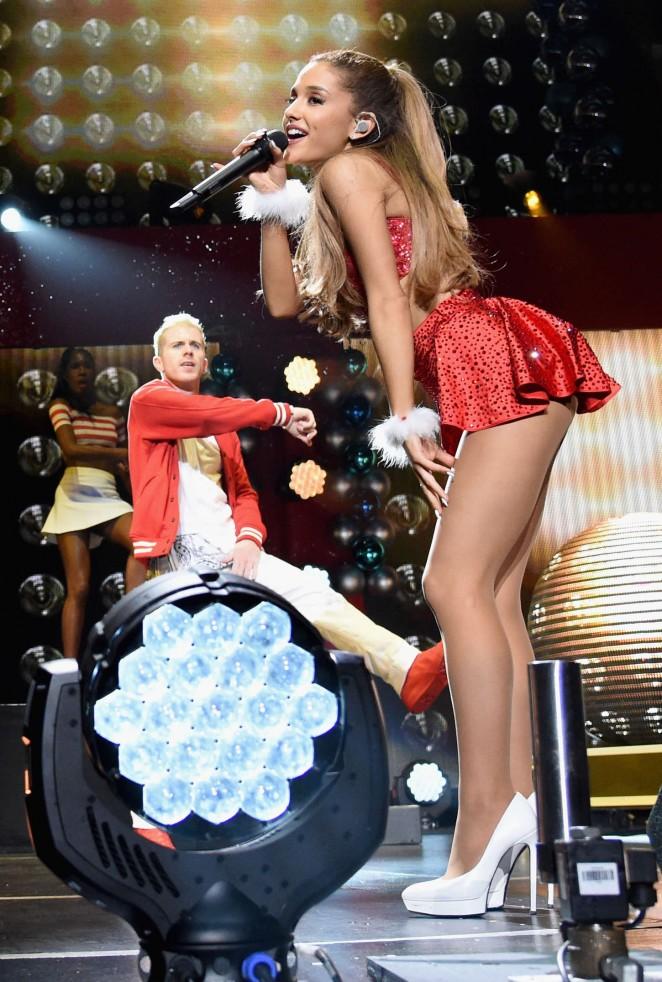 Ariana Grande: 2014 KIIS FMs Jingle Ball -07