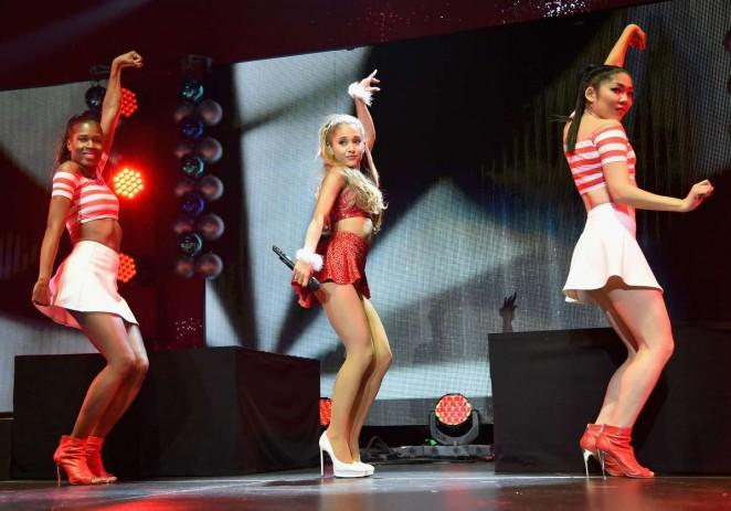 Ariana Grande: 2014 KIIS FMs Jingle Ball -17