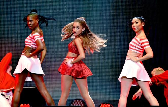 Ariana Grande: 2014 KIIS FMs Jingle Ball -40