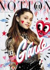 Ariana Grande: Notion Magazine -01