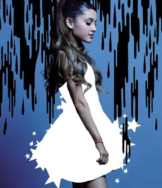 Ariana Grande: Notion Magazine -02