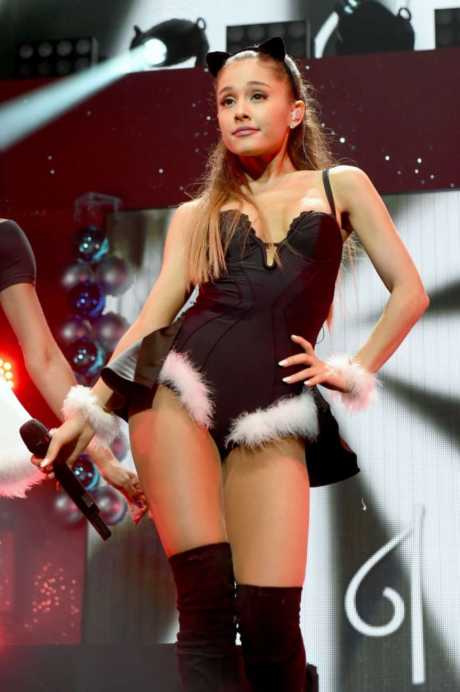 Ariana Grande - Performs Live at 101.3 KDWB's Jingle Ball 2014 in St Paul