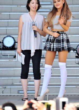 Ariana Grande: Promoting My Everything in Tokyo -04