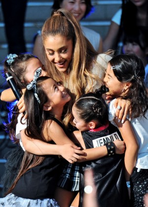 Ariana Grande: Promoting My Everything in Tokyo -06