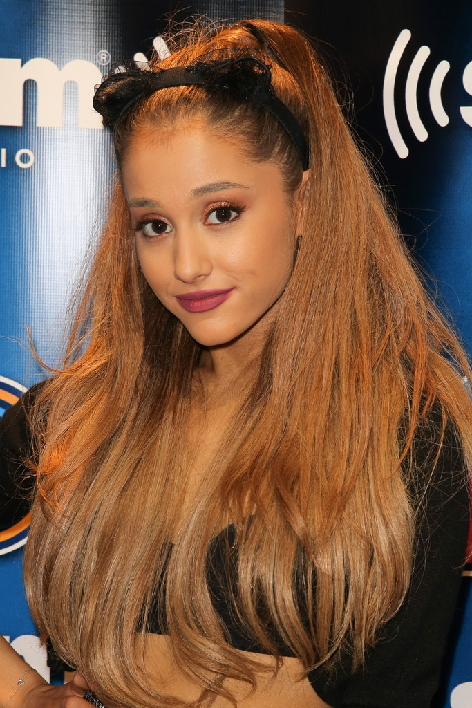 Ariana Grande - SiriusXM Hits 1's The Morning Mash Up Broadcast in Los Angeles