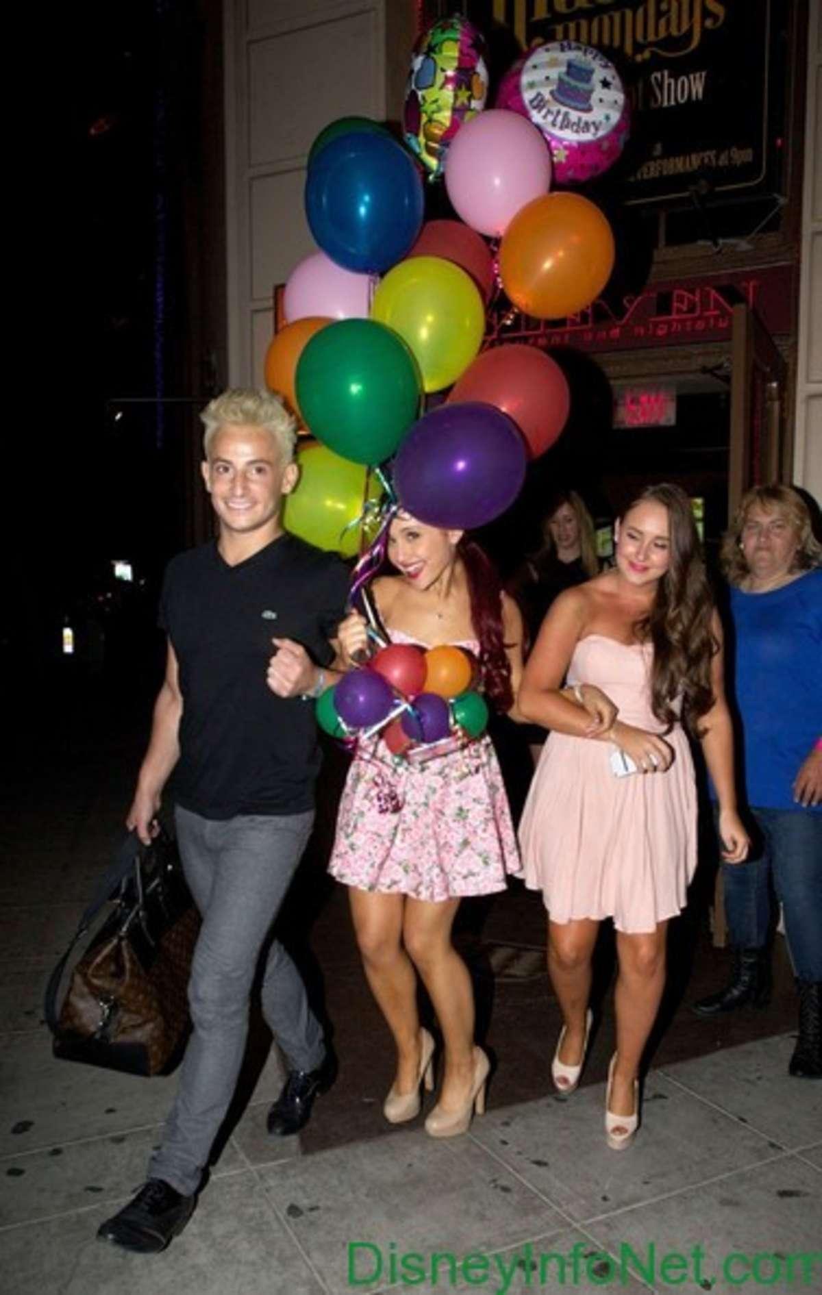 Ariana Grande 19th Birthday Party 37 Gotceleb