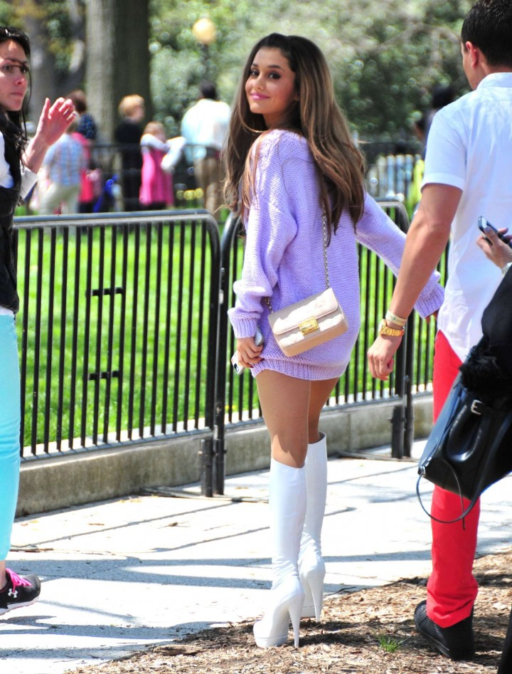 Back to post Ariana Grande – White House Easter Egg Roll in ...