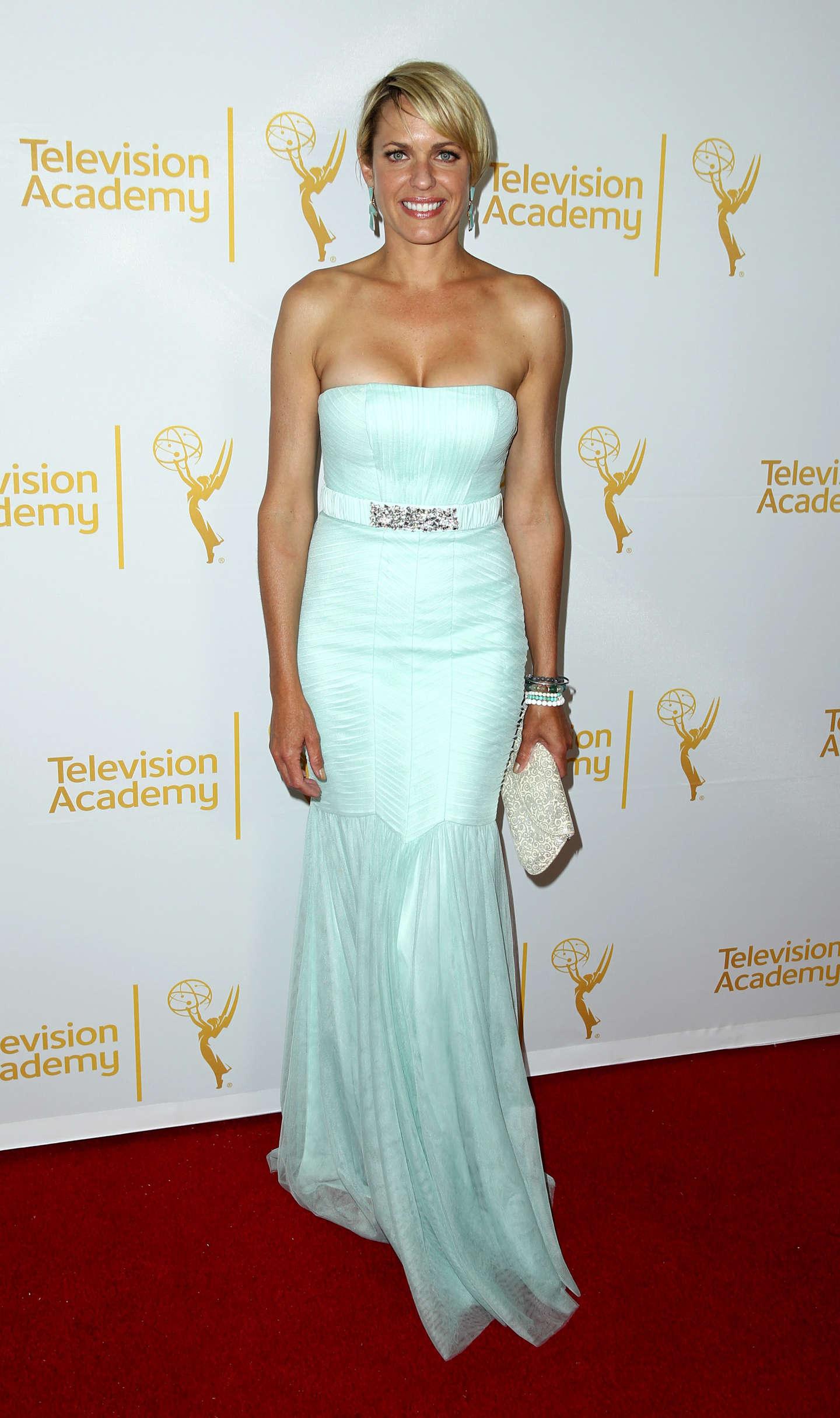 Arianne Zucker - Daytime Emmy Nominee Reception - GotCeleb