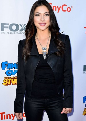 Arianny Celeste: Family Guy Game Launch Party -03