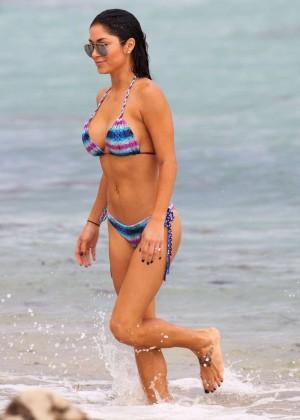 Arianny Celeste Hot Bikini: Miami 2014 -03