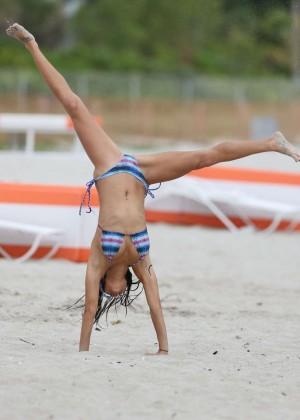 Arianny Celeste Hot Bikini: Miami 2014 -07