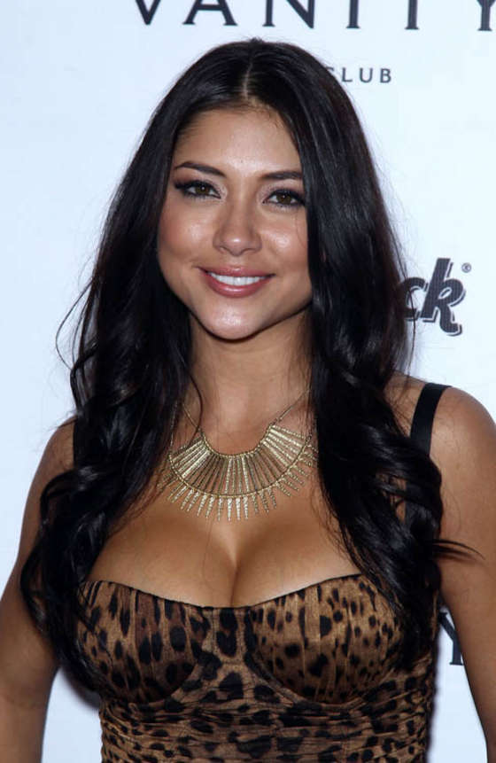 Arianny Celeste - The Ultimate Fighter finale after party in Las Vegas