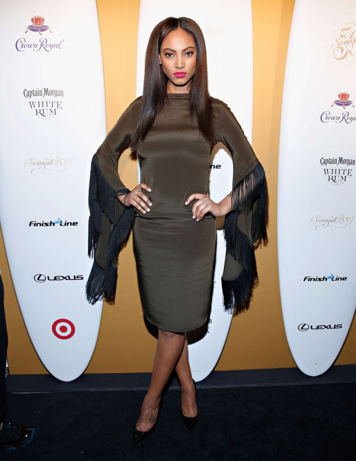 Ariel Meredith – Sports Illustrated Swimsuit Issue Kick Off Event