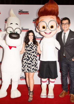 Ariel Winter: Mr Peabody and Sherman premiere in Sydney -08