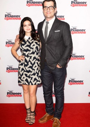 Ariel Winter: Mr Peabody and Sherman premiere in Sydney -12