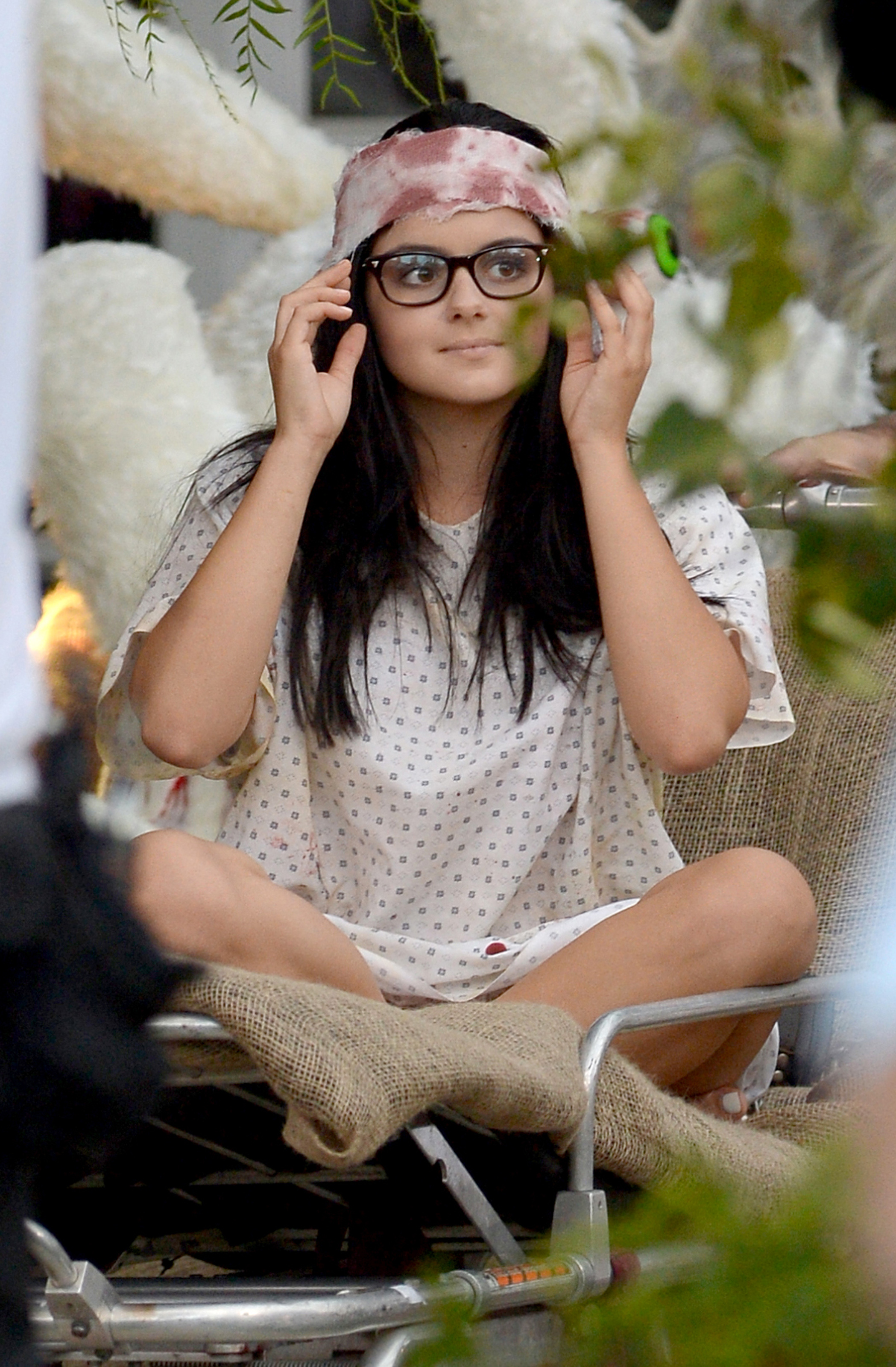Shows In Los Angeles >> Ariel Winter on Modern Family Halloween Episode -17 - GotCeleb