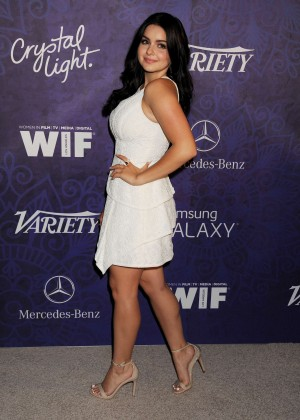 Ariel Winter - 2014 Variety and Women in Film Emmy Nominee Celebration in West Hollywood