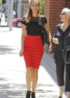Arielle Kebbel out in Beverly Hills -01