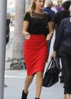Arielle Kebbel out in Beverly Hills -02