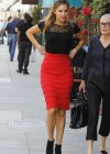 Arielle Kebbel out in Beverly Hills -03