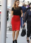 Arielle Kebbel out in Beverly Hills -05