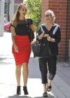 Arielle Kebbel out in Beverly Hills -06