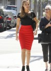 Arielle Kebbel out in Beverly Hills -08