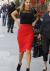 Arielle Kebbel out in Beverly Hills -09