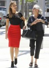 Arielle Kebbel out in Beverly Hills -11