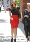 Arielle Kebbel out in Beverly Hills -12