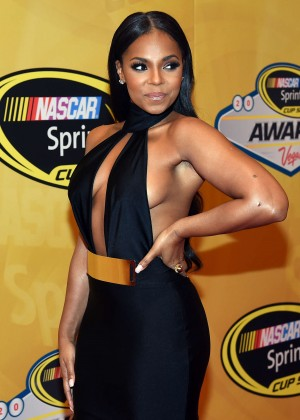 Ashanti - 2014 Nascar Sprint Cup Series Awards in Las Vegas
