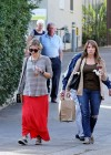 Ashely Benson Out for Lunch With Family in Toluca Lake-01