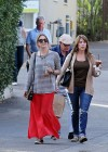 Ashely Benson Out for Lunch With Family in Toluca Lake-10